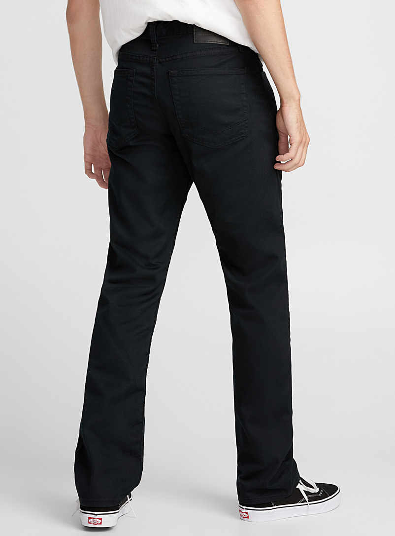 V56 Covina II chinos - Straight fit - Black