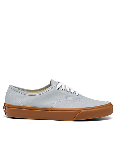 Sky-blue Gum Authentic sneakers Men
