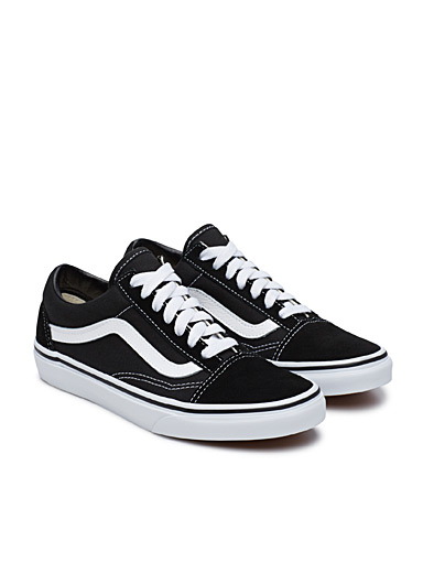 White-stripe Old Skool sneakers  Women