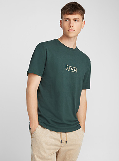 Centred logo T-shirt