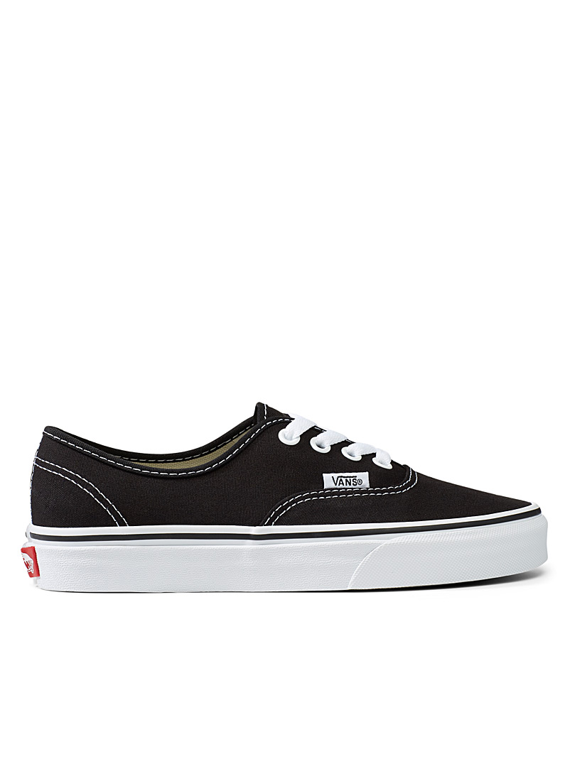 Vans Black Authentic sneakers Women for women