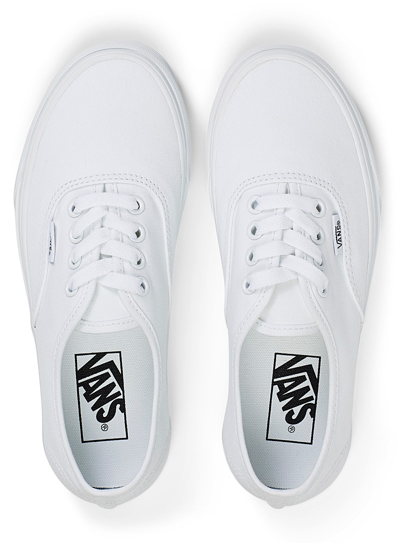 Vans White Authentic sneakers  Women for women