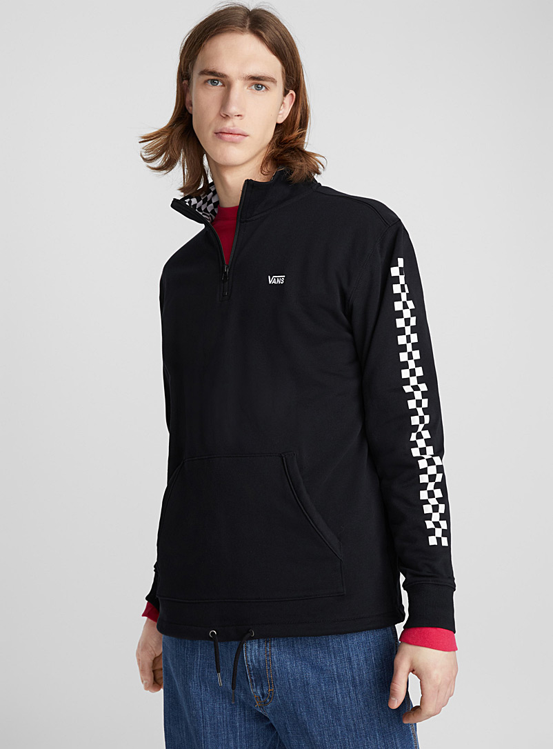 checkered-sweatshirt