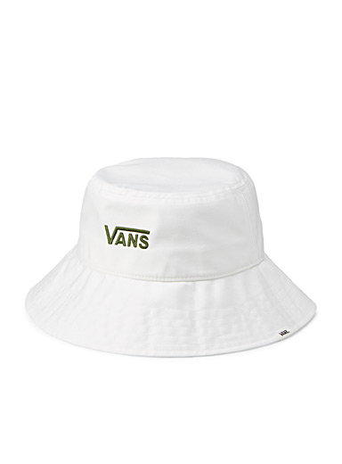 Signature cotton bucket hat