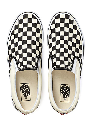 791482cb1d99f7 Share. Be the first to review this item! Vans. Checkerboard slip-ons. Men
