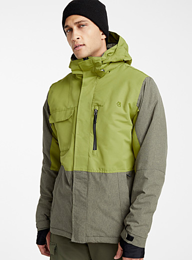 Chopok insulated coat <br>Regular fit