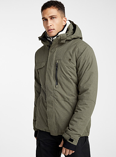 Lazid insulated coat