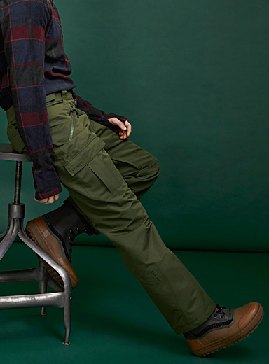 Turbo snow pant <br>Regular fit