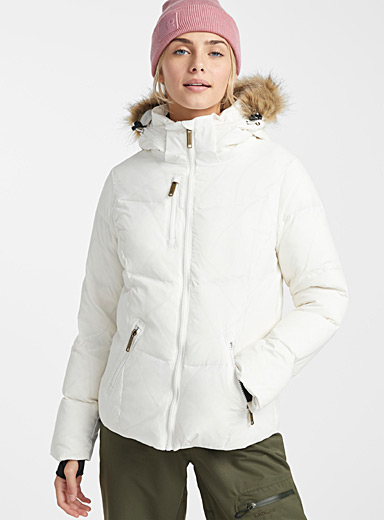 Malika puffer coat  Regular fit