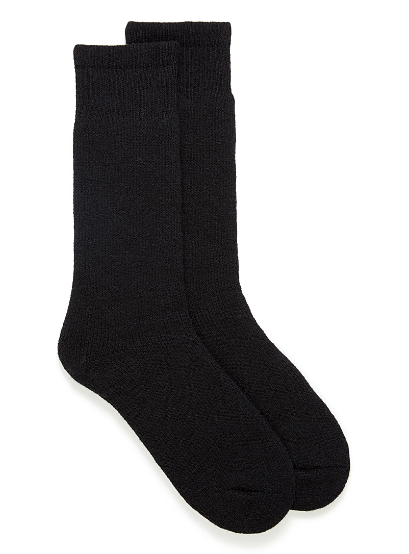 Thermal socks - Casual socks - Black
