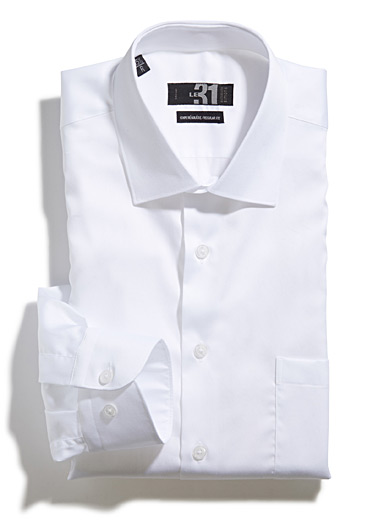 Satiny executive shirt  Regular fit