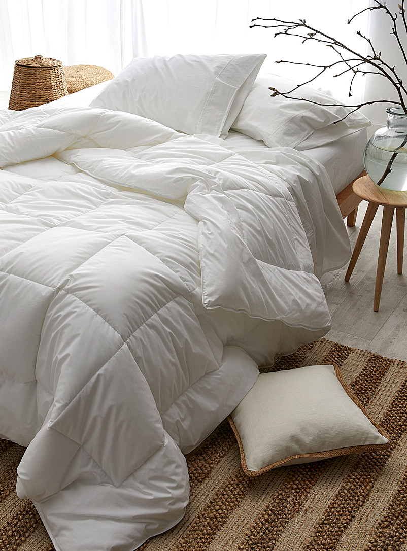Sonatine duvet Hypoallergenic synthetic fill