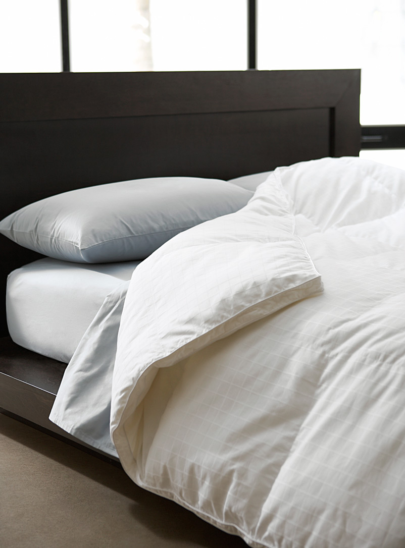 Duvetine duvet  Down-like synthetic - Duvets - White