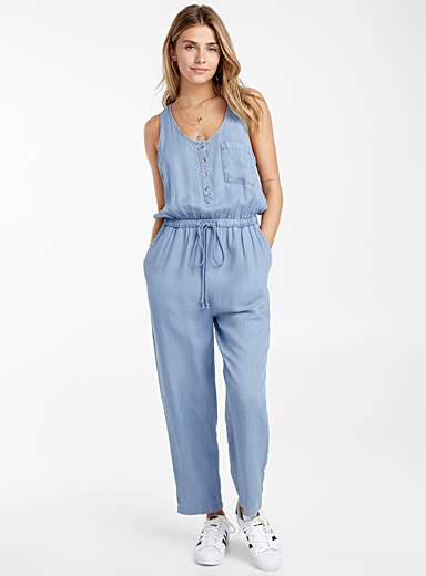 Lyocell jumpsuit