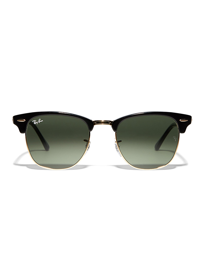 RB 3016 Clubmaster sunglasses - Designer - Black