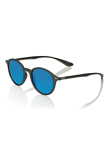 RB 4237 Liteforce mirror sunglasses
