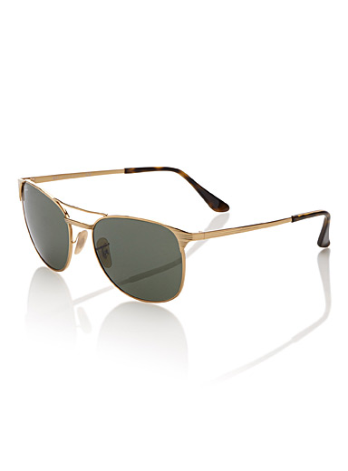 Signet square sunglasses
