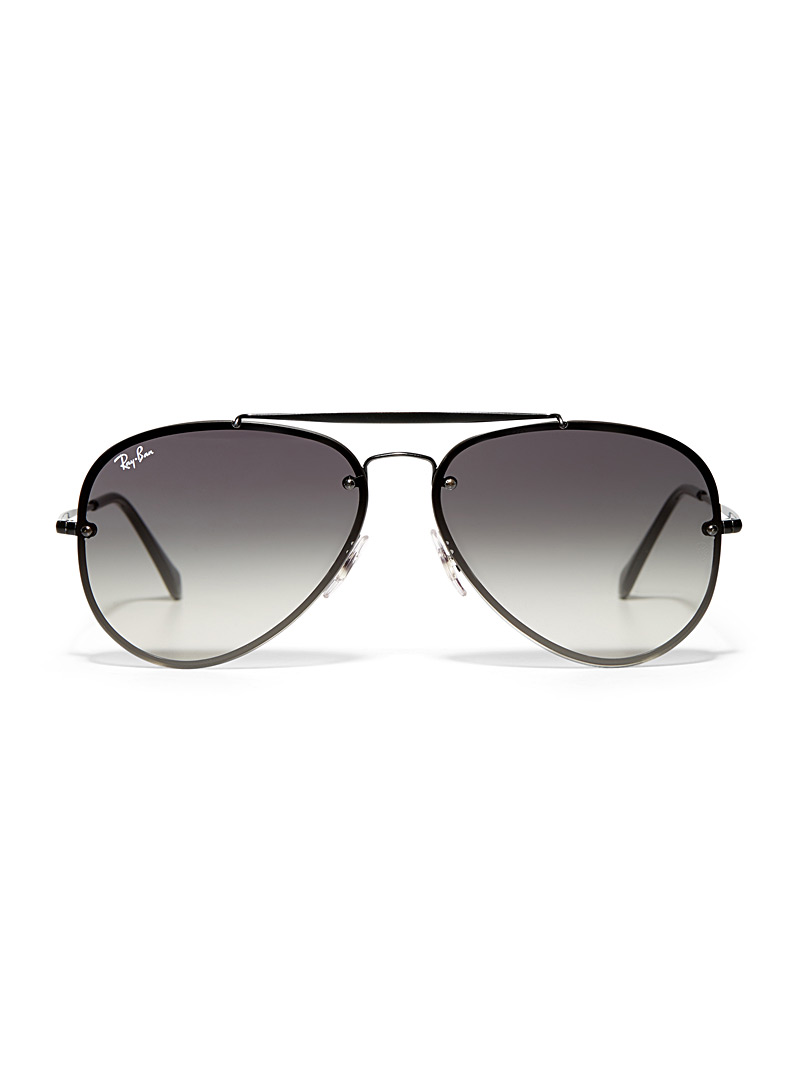 Blaze aviator sunglasses - Designer - Black