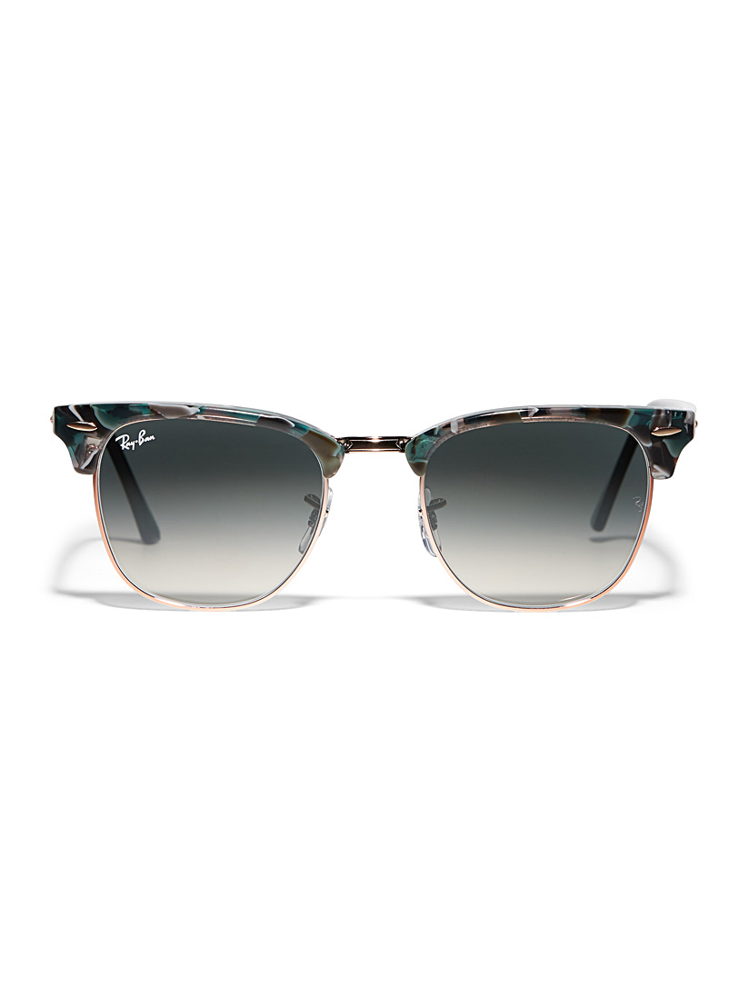 clubmaster-green-sunglasses