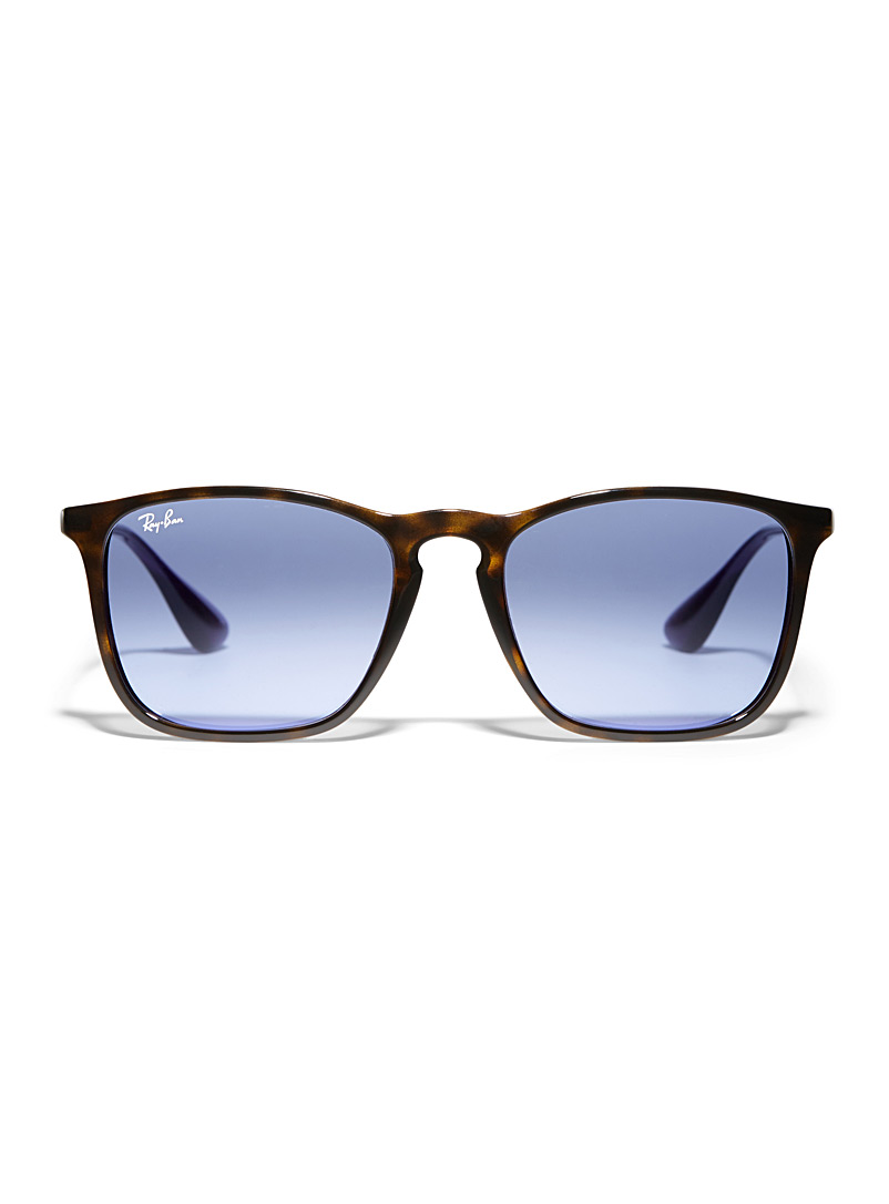 Chris rectangular sunglasses - Designer