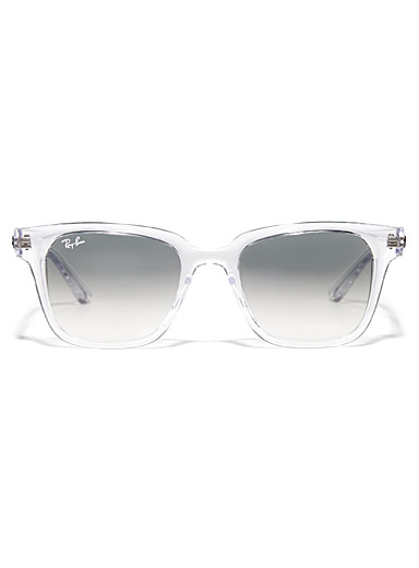 Ray-Ban Assorted Translucent square sunglasses for men