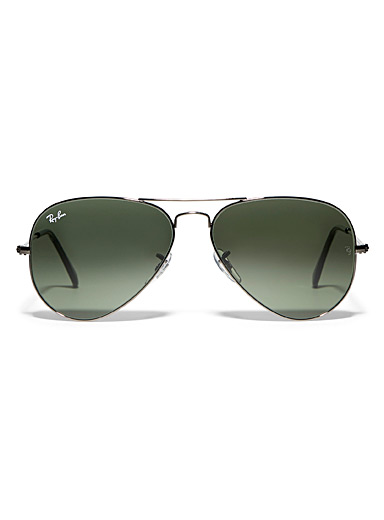 Les lunettes Aviator Large Metal II RB 3025