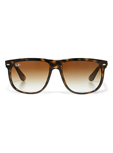 Les lunettes rectangulaires High Street