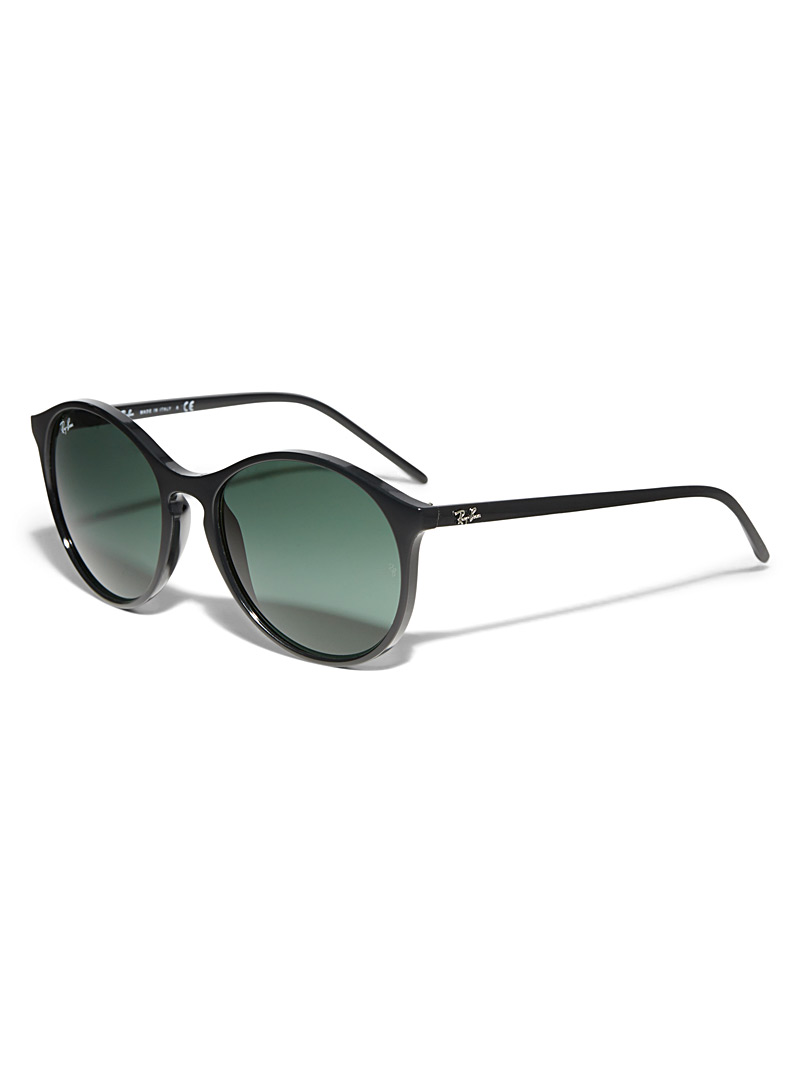 Ray-Ban Black Thin round sunglasses for women