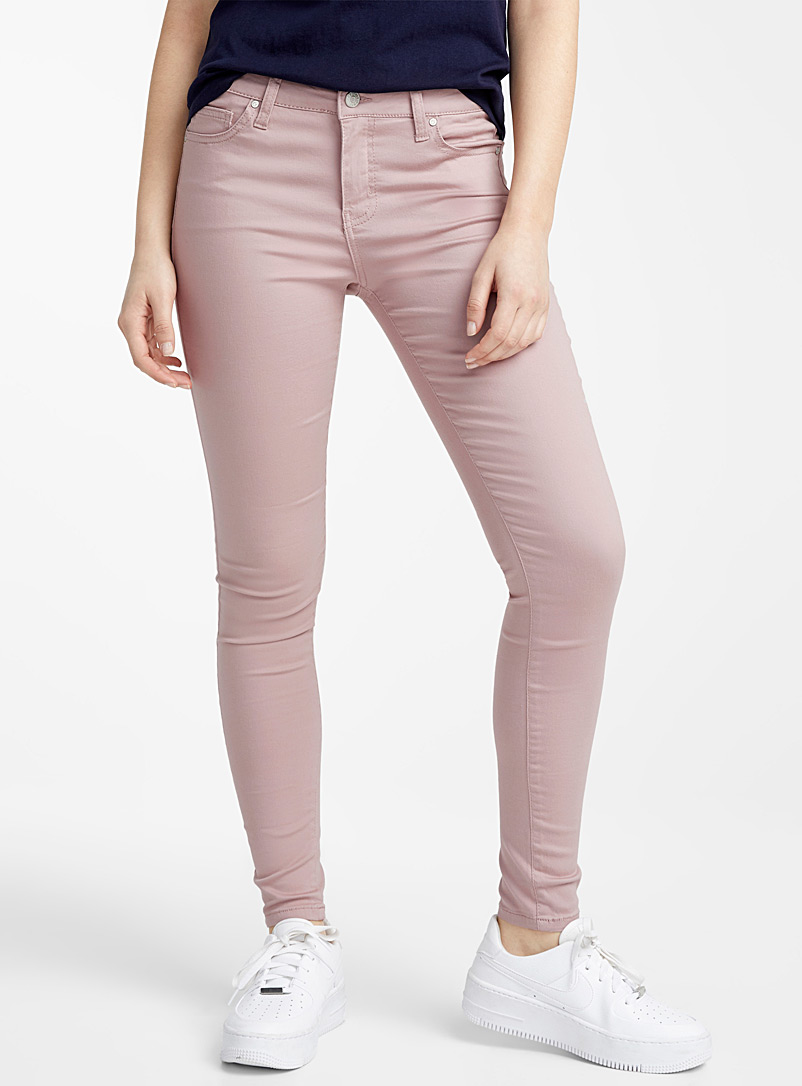Twik Assorted Extra stretch coloured jean for women