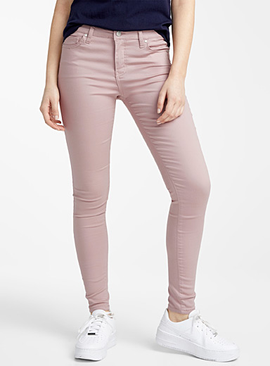 Le jeans coloré extra stretch