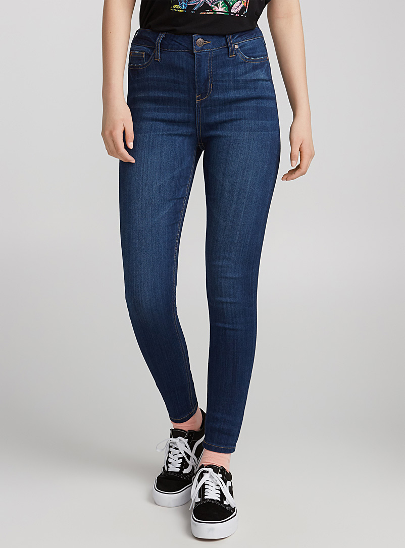 High-rise skinny jean - High Rise - Baby Blue