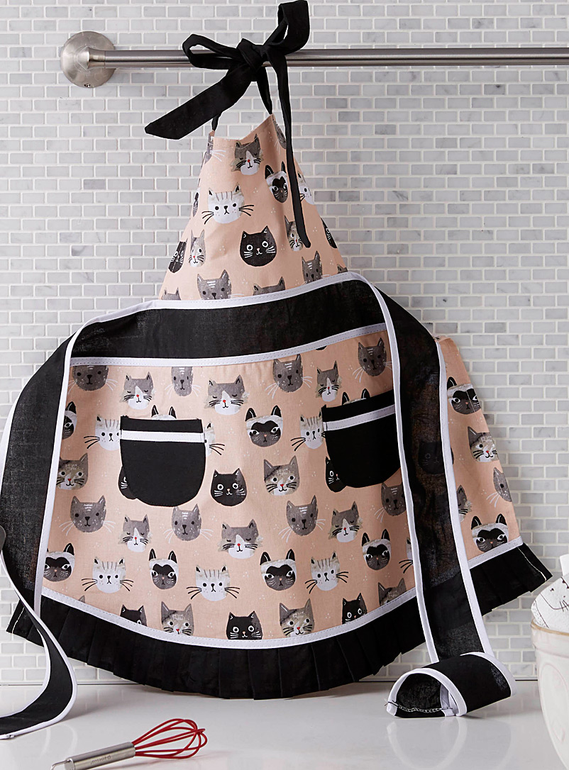 Kitten apron - Aprons & Oven Mitts - Assorted