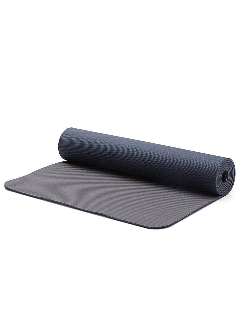 I Glow reversible yoga mat - Assorted accessories - Dark Blue