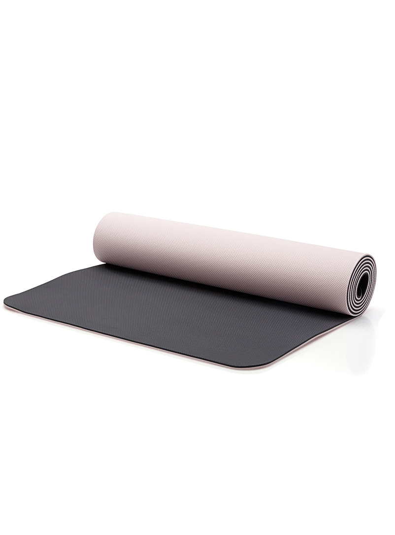 I Glow reversible yoga mat - Assorted accessories - Dusky Pink