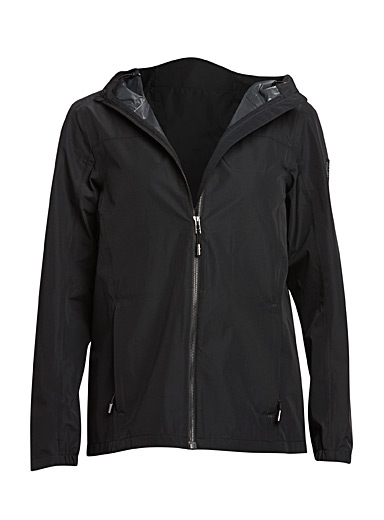 Lainey breathable raincoat
