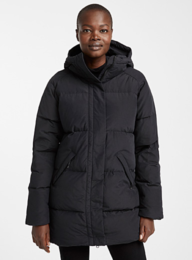 Spencer loose down puffer jacket
