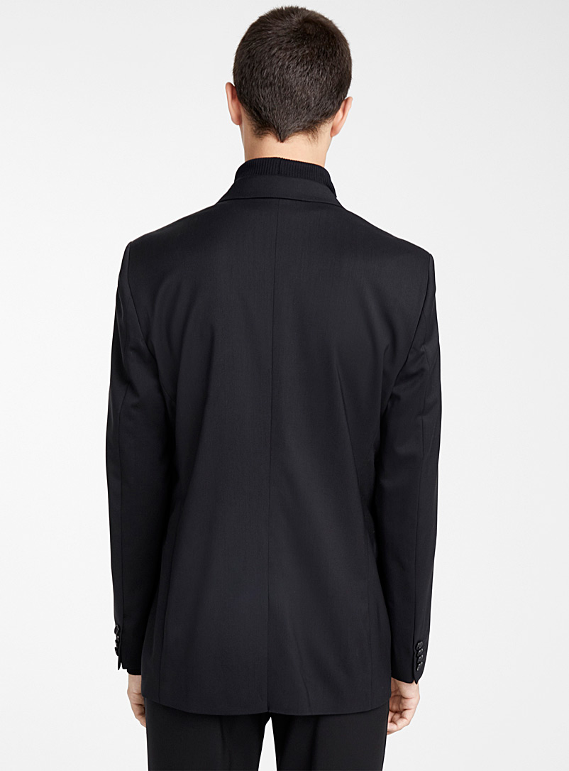 Marzotto gala jacket - New Proportions - Black