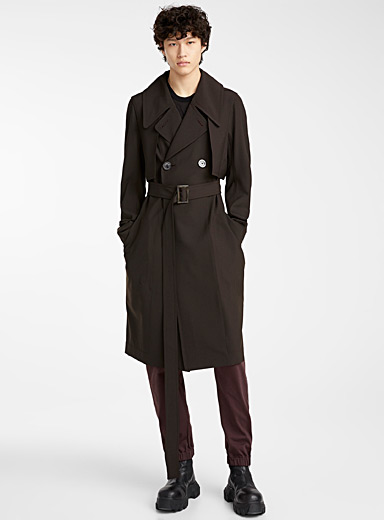 Drella trench coat