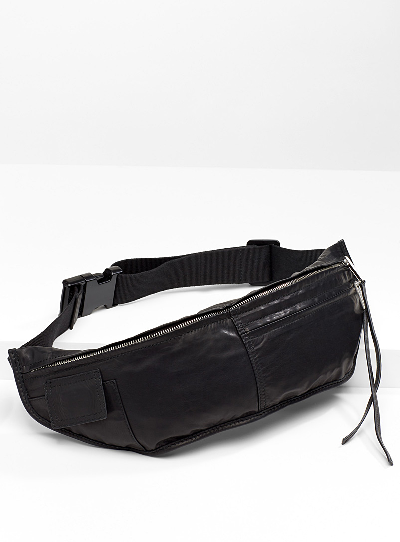 Money belt bag - Rick Owens - Black
