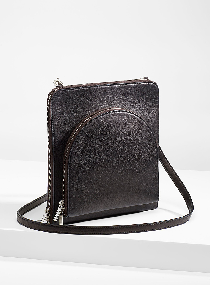 Rick Owens Black Moon Pocket shoulder bag for men
