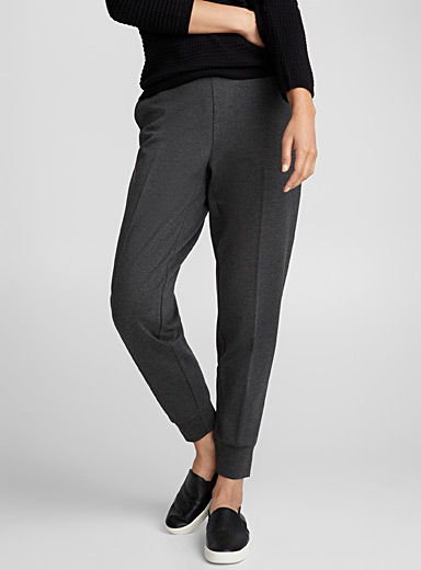 Engineered jersey jogger pant