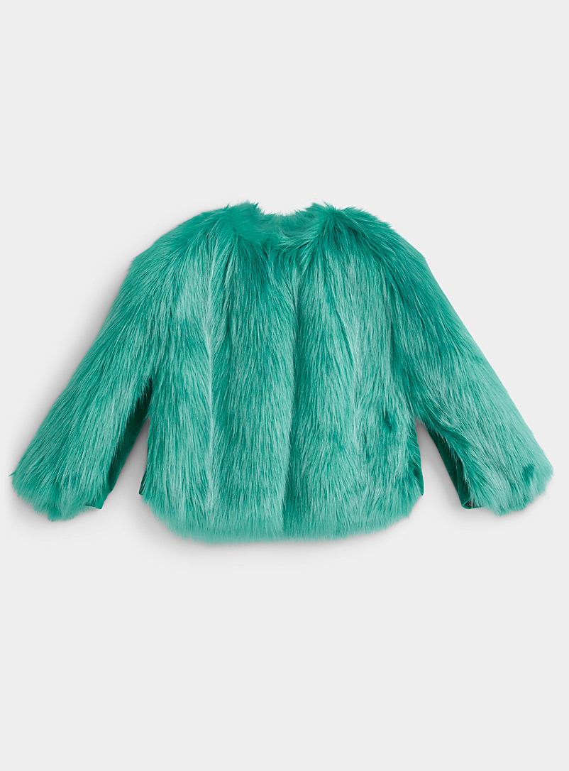 Dries Van Noten Teal Valmont turquoise jacket for women
