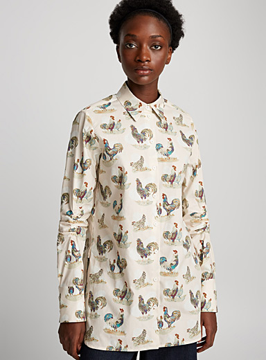 Rooster blouse