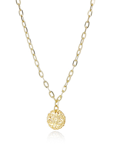 Eva Krystal Assorted Floral pendant necklace for women