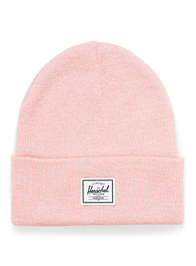 Heathered Abbott beanie