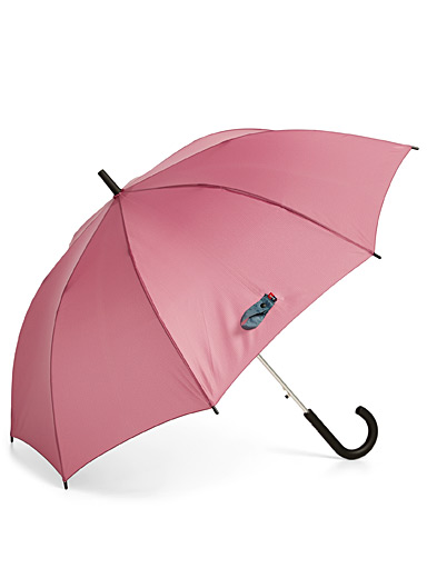 Herschel Pink Voyage umbrella for women