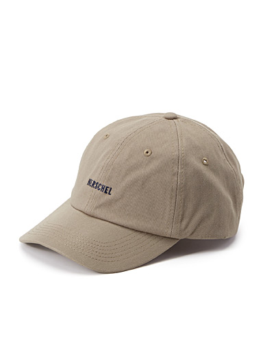 Embroidered logo Sylas cap