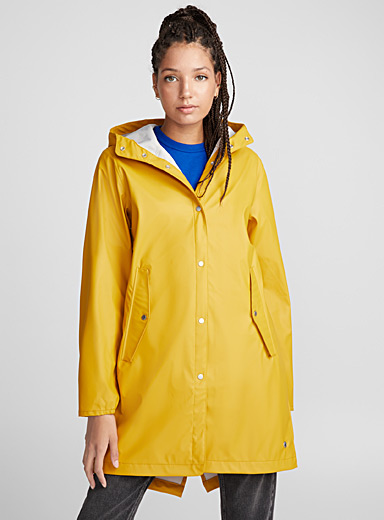 L'imperméable parka Fishtail