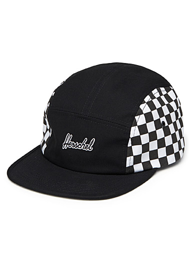Check accent Glendale cap