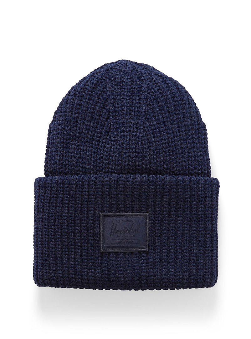 Juneau ribbed tuque